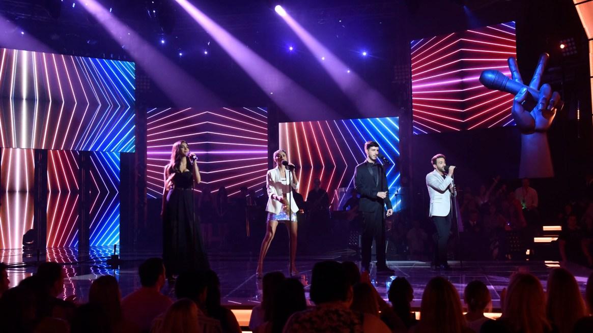 """Los finalistas de """"La Voz Argentina"""""""