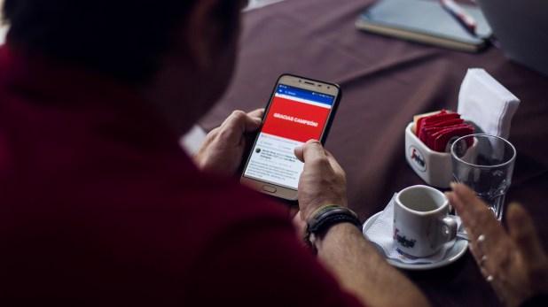 Las autoridades estiman que el uso de las redes sociales está relacionado con el aumento de violencia sexual contra menores de edad. (David Kurlat)