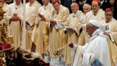 Una de las reformas hechas por su pontificado es la rendición de cuentas (Foto: Reuters/Max Rossi)