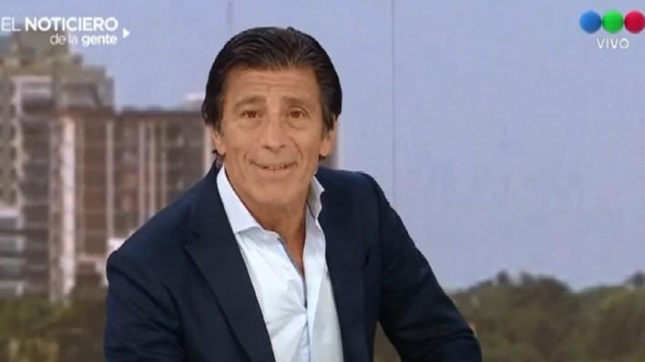 El saludo de Nico en su último día en el noticiero del mediodía de Telefe