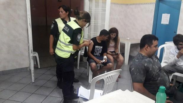Los pasajeros habían salido de la Ciudad de Pilar con destino a la Costa Atlántica