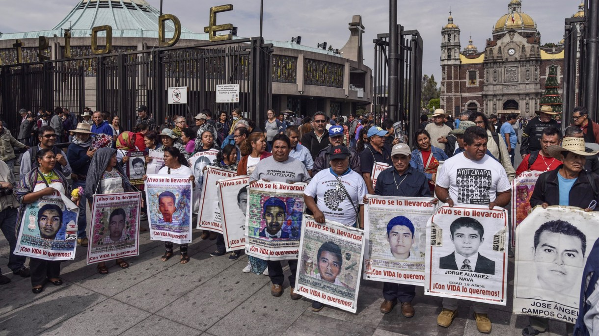 En México, la cantidad de desaparecidos va en aumento (Crédito: MARIO JASSO /CUARTOSCURO.COM)