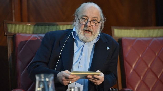 Claudio Bonadio, el juez de los cuadernos