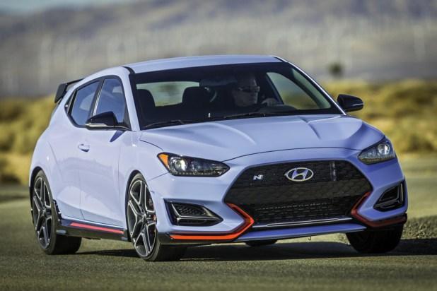 Hyundai Veloster N, llegará al país por primera vez en la historia un N de la marca.