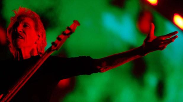 Roger Waters volvió a la Argentina y brindó dos shows en el Estadio Único de La Plata (Nicolás Aboaf)