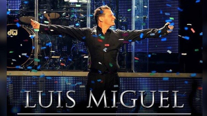 Luis Miguel fue criticado de 2015 a 2017 por supuestamente haber subido de peso y por cancelar conciertos sin explicación (Foto: Instagram LMXLM)