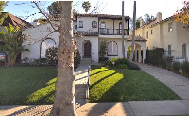 La casa de 63 millones pesos que presuntamente había comprado (Foto: agencias de Real State)