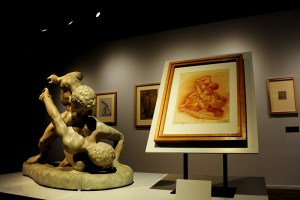 Hacía más de una década que en México no se presentaba una muestra de arte griego y romano de esta relevancia (Foto: Mauricio Marat, INAH)