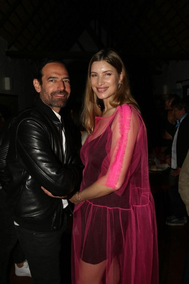 Diego Finkelstein y Soledad Ainesa