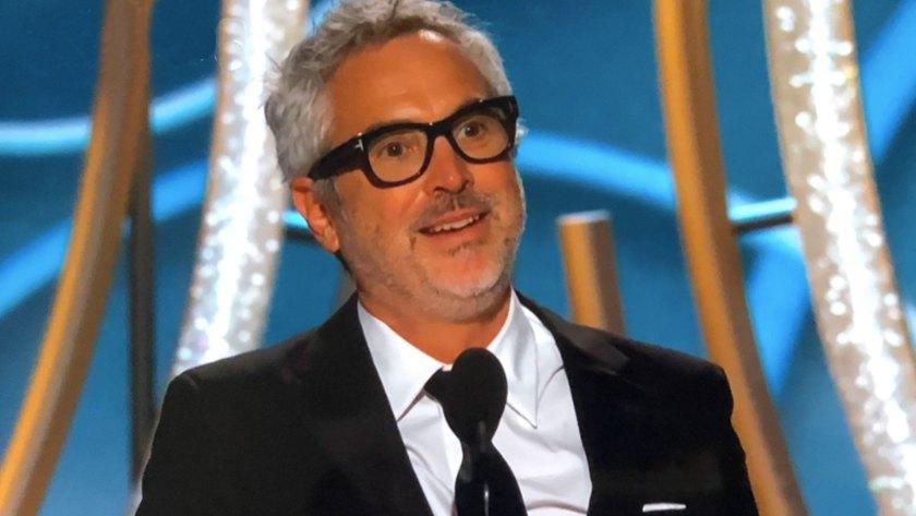 """Alfonso Cuarón ganó en 2014 el Globo de Oro por """"Gravity"""" (Foto: Captura, TNT)"""