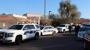 La policía de Arizona en Hacienda HealthCare