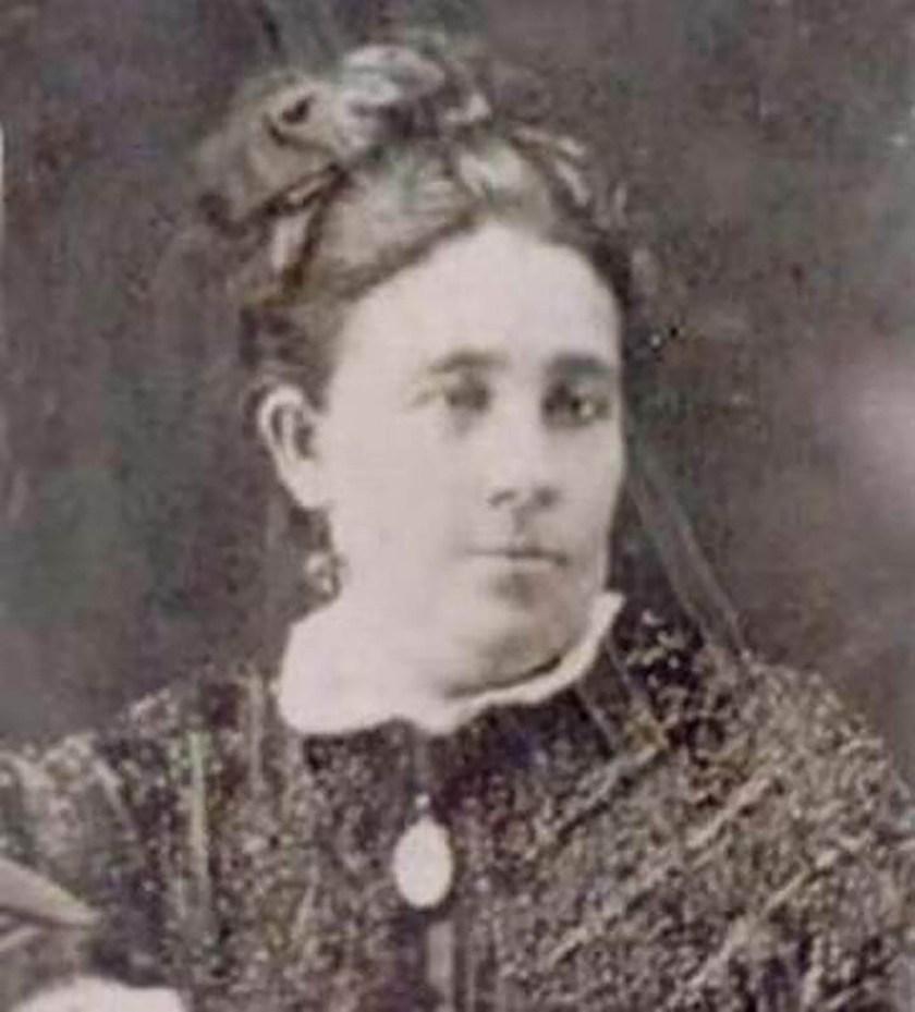 Faustina Sarmiento fue fruto de una aventura adolescente de su padre