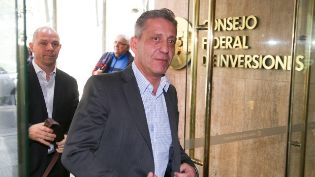 El gobernador de Chubut, Mariano Arcioni (NA)