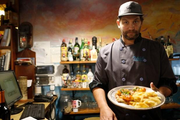"""Lisandro Ciarlotti y """"Mi milanesa napolitana"""", su comida preferida"""