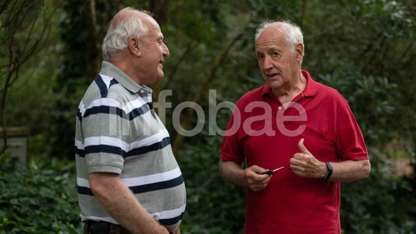 Miguel Lifschitz se reunió con Roberto Lavagna en el verano