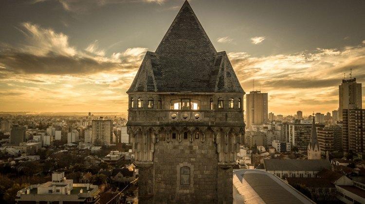 """La llamada """"Torre Tanque"""" se puede visitar en los meses de verano (Christian Heit)"""