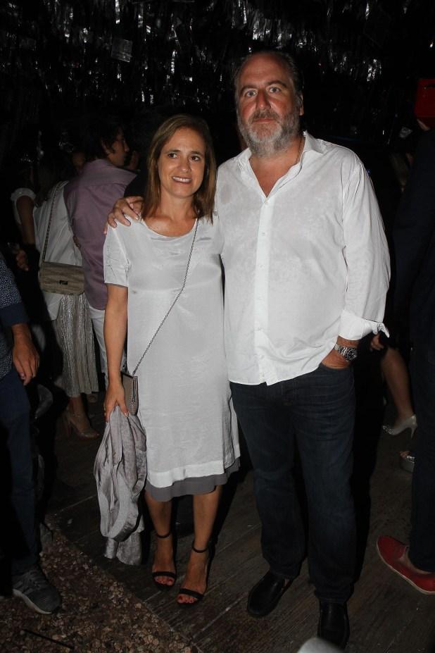 Silvina Pueyrredon y Tato Lanusse