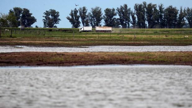 Los Departamentos evaluados fueron 9 de Julio, Vera, San Javier y General Obligado (REUTERS/Marcos Brindicci)
