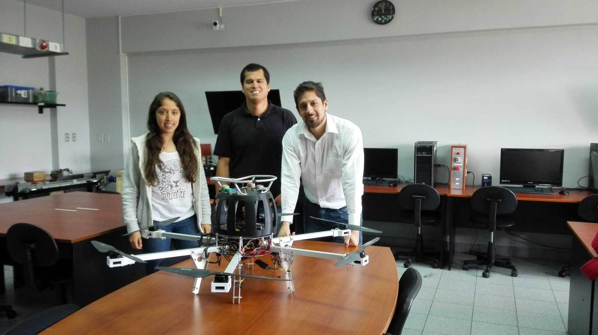 El proyecto surgió de un trabajo de investigación y se convirtió en una startup de tecnología. Foto: Gentileza Mónica Abarca.