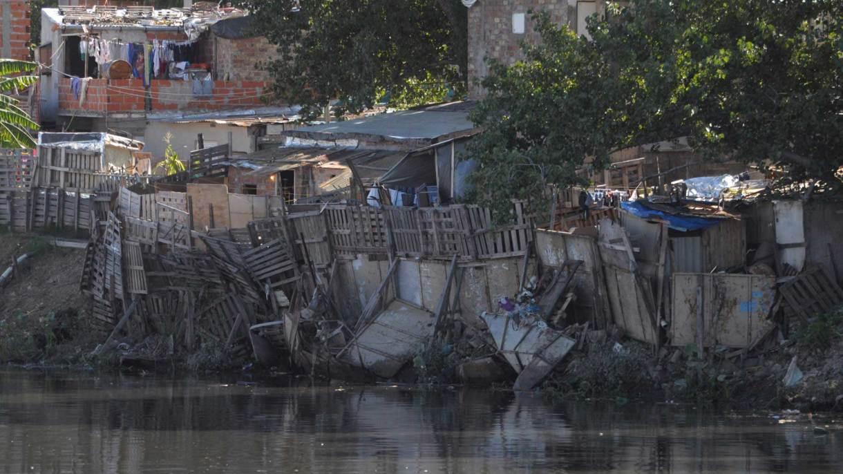 Al menos tres millones de personas fueron afectadas por la contaminación de la Cuenca Matanza Riachuelo. Foto: Fernando Calzada/DEF.