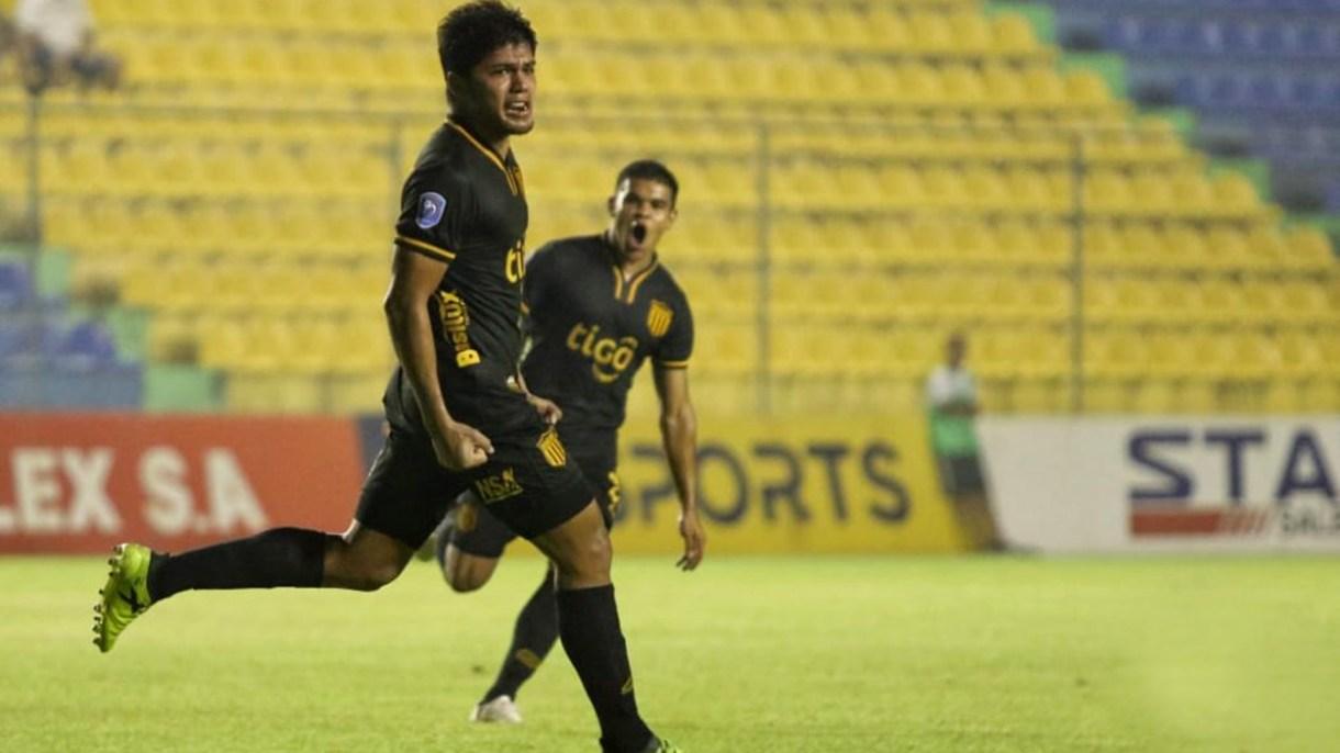 Acumula 79 partidos y 5 goles desde su debut en Guaraní (Foto: Prensa Guarani)