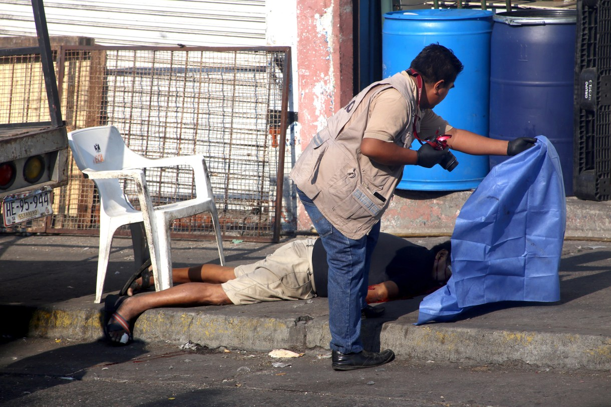 50 de cada 100 ciudadanos considera que el próximo año se reducirán los índices delictivos(Foto: Carlos Alberto Carbajal /Cuartoscuro)