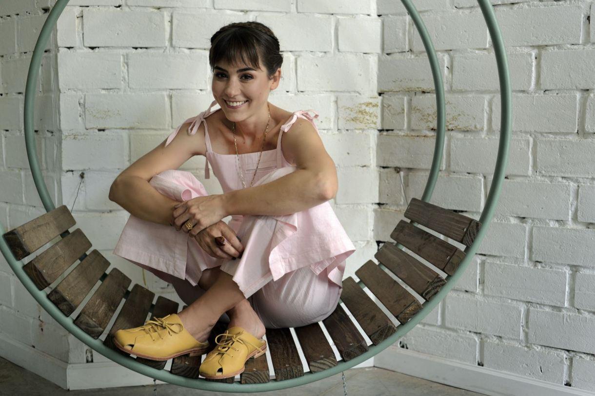 Paula Reca trabajó en Casi Ángeles y actualmente está muy abocada al cine y al teatro