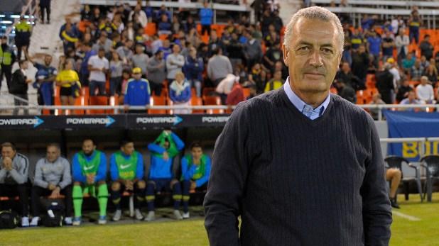 El Boca de Gustavo Alfaro y su segunda prueba ante Aldosivi (Foto Baires)