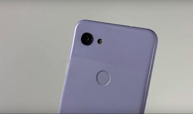 El Pixel 3 Lite contaría con un display de 5,5 pulgadas.