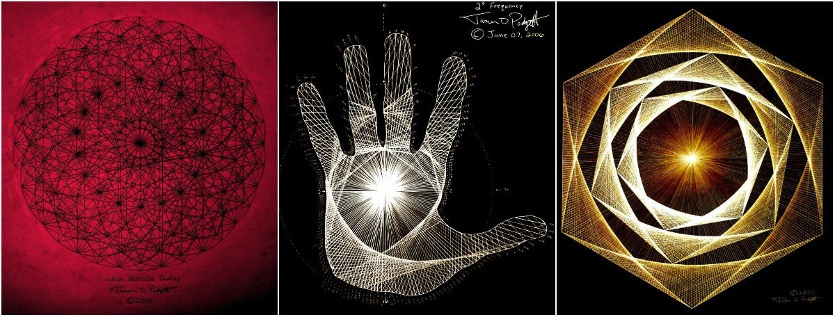 Los fractales han sido descritos como los bloques para armar todo lo que existe en el universo