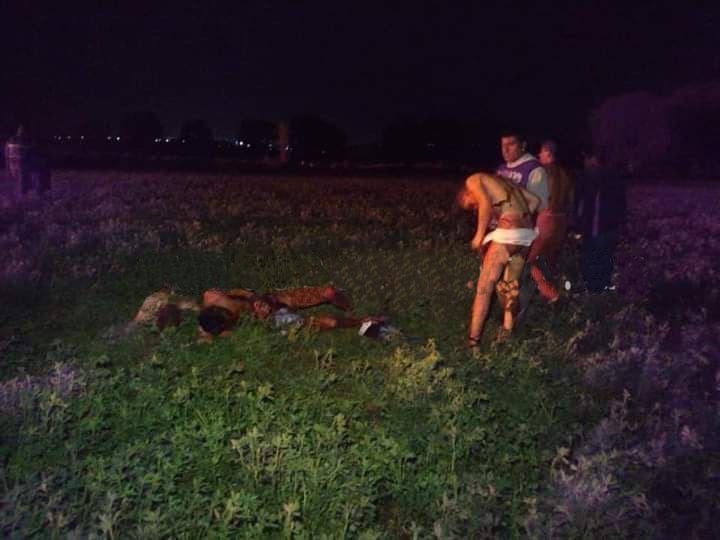 Se registró esta noche una explosión presuntamente de una toma clandestina de esta entidad, en la que de acuerdo a los primeros reportes de las autoridades se reportan varios lesionados.FOTO: CORTESÍA /CUARTOSCURO.COM