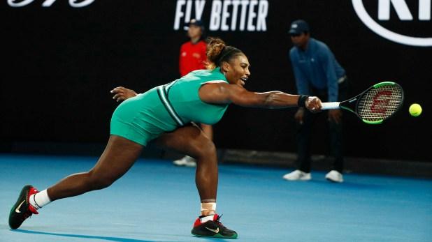 Serena está 16° en el ranking (REUTERS)