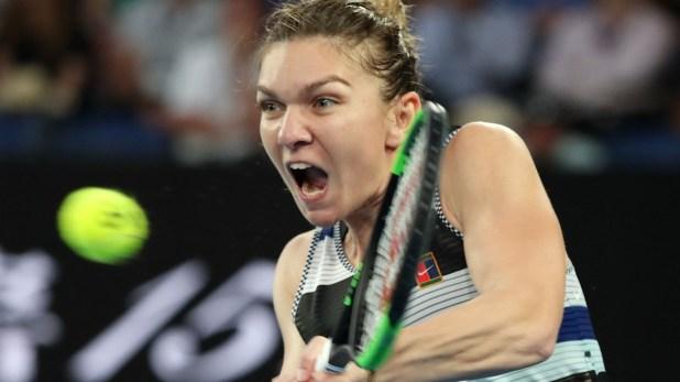 Simona Halep, número uno de la WTA (Reuters)