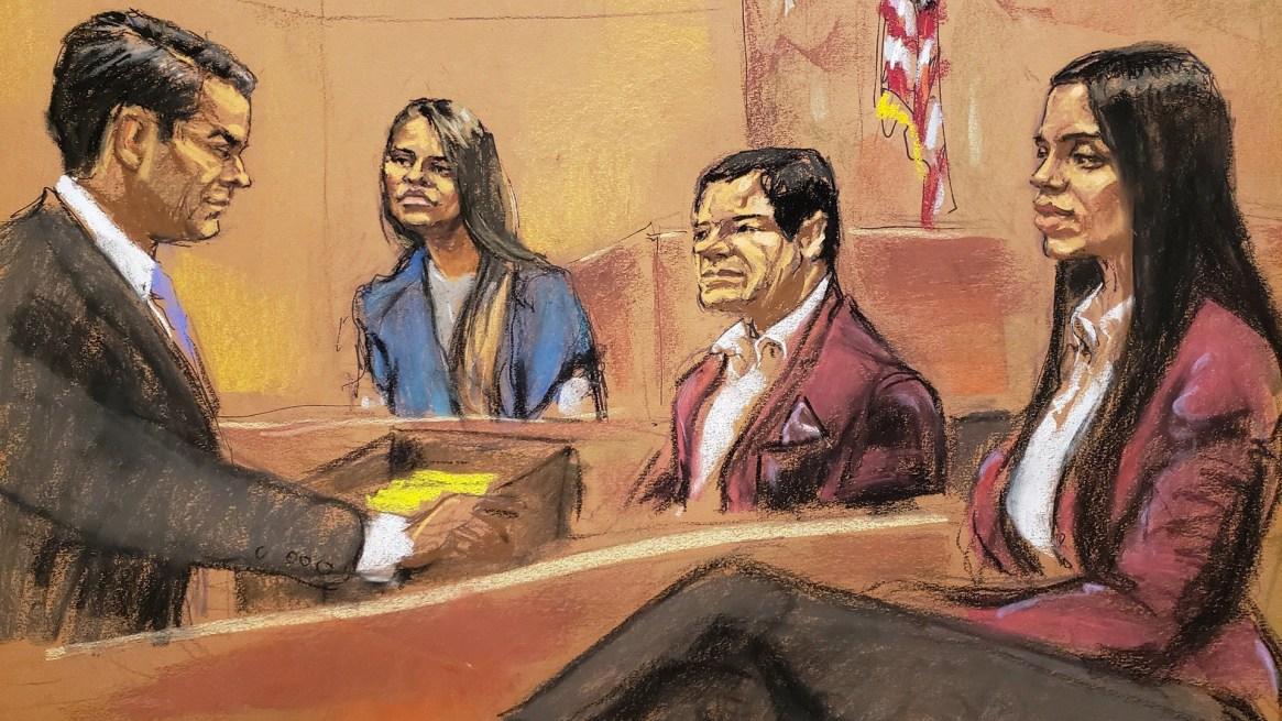 Joaquín Guzmán fue sentenciado a cadena perpetua (Foto: EFE)