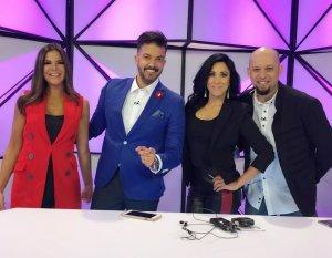 """Del Solar regresa a la tv con """"Bla, bla, show"""""""