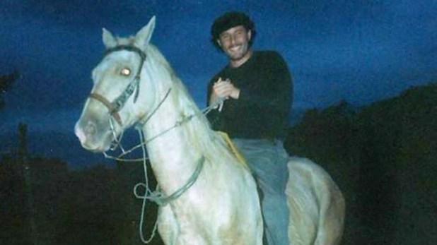 Fabián siempre amó la vida de guardaparques, pero también buscaba la aventura