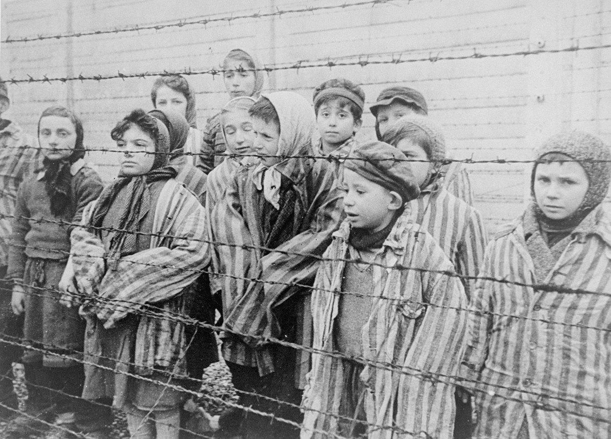 Hitler nunca visitó ninguno de los campos de concentración y exterminio en los que fueron asesinados millones de judíos y otras minorías