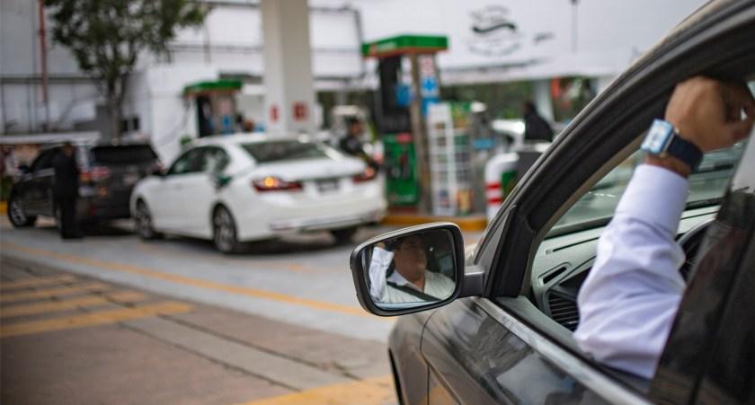 Concesionarios como Shell fueron señalados por el gobierno federal. (Foto: AFP)