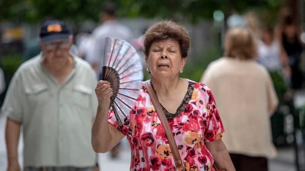 Hasta el jueves por lo menos seguirán las altas temperaturas