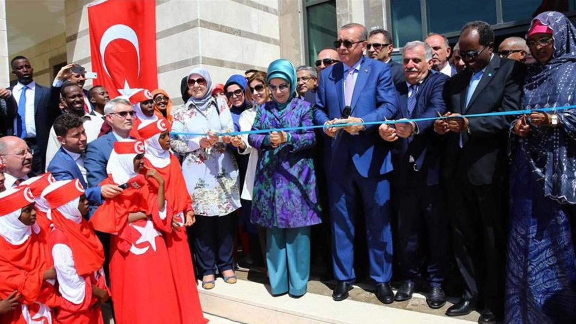 Turquía busca proyectar su influencia en el Cuerno de África, con ayudas económicas y programas de asistencia. Como contrapartida, obtuvo la concesión del puerto de Mogadiscio. Foto: Archivo DEF.