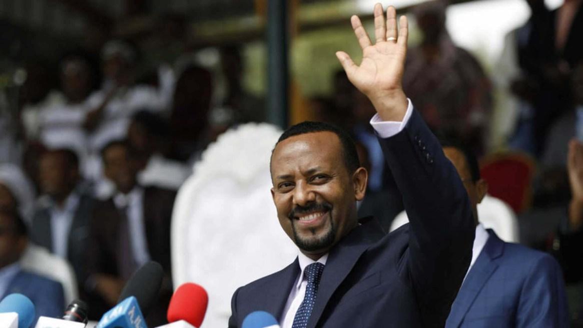 La llegada al poder de Abiy Ahmed en Etiopía provocócambios históricos en la relación con los vecinos, que loposicionan como el único país con aspiraciones creíbles de liderar la región. Foto: AFP.