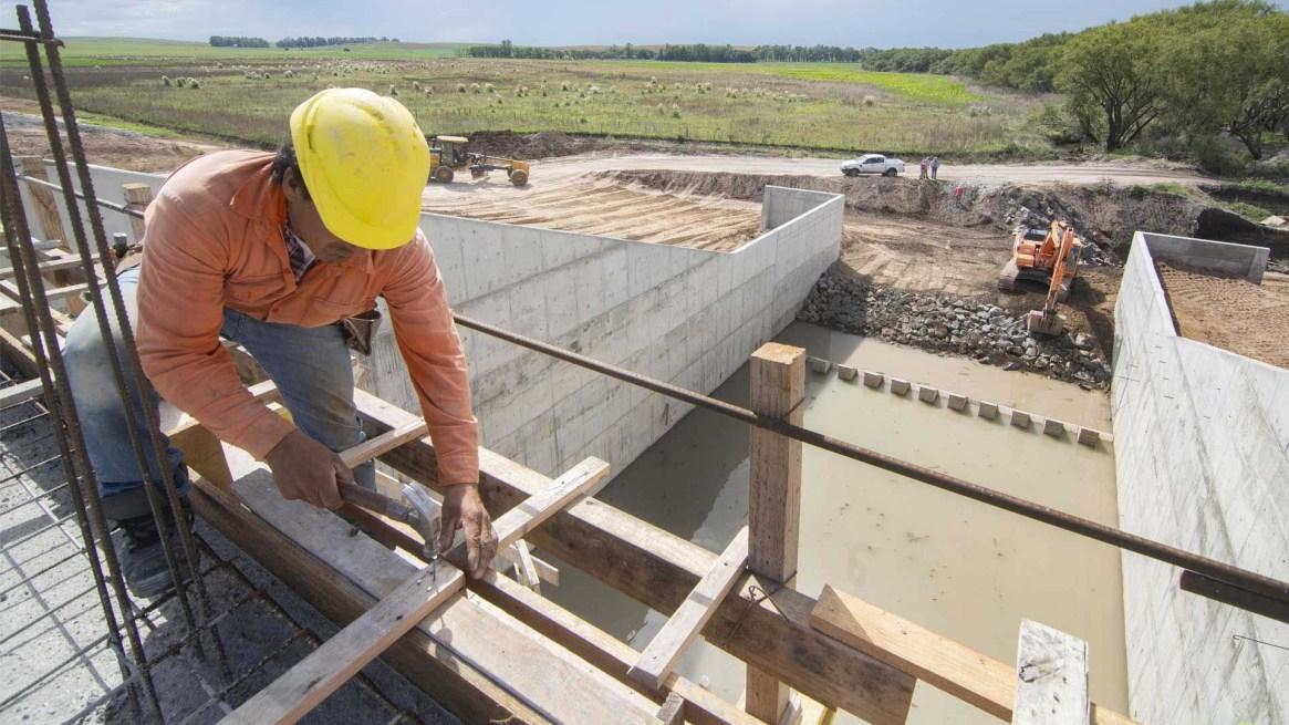 El Plan de Adaptación al Cambio Climático prevé una inversión en infraestructura por10 mil millones de dólares. Foto: Fernando Calzada/DEF.