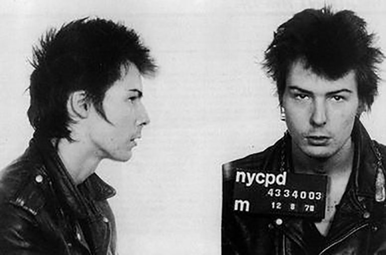 Ficha del arresto