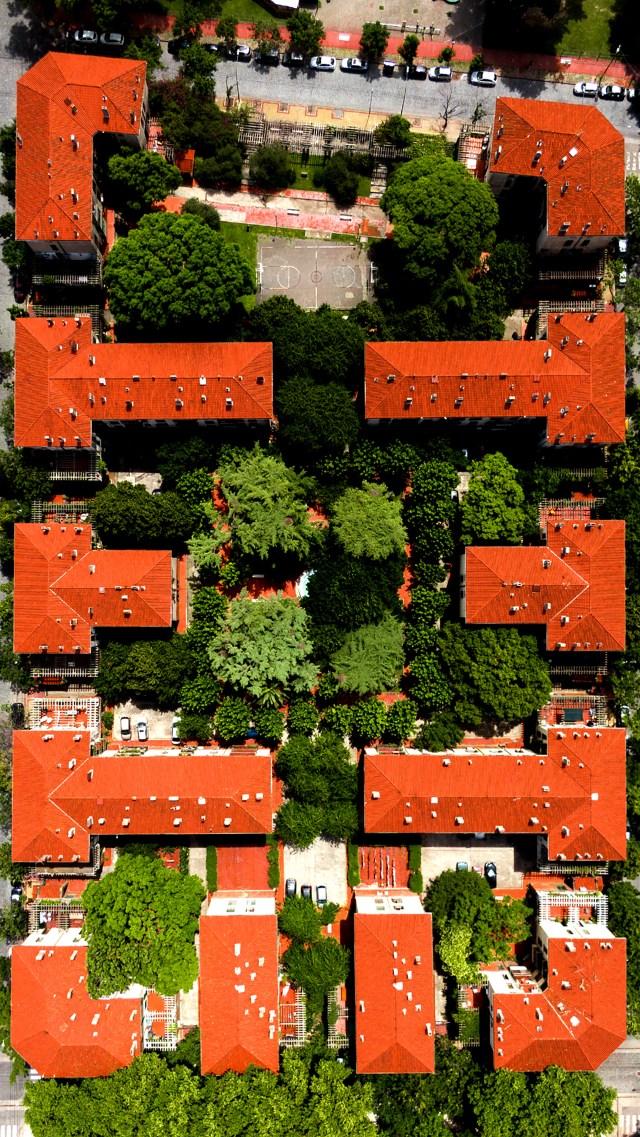 El barrio parque Los Andes se construyo en 1928 por la municipalidad de Buenos Aires en el barrio porteño de Chacarita.
