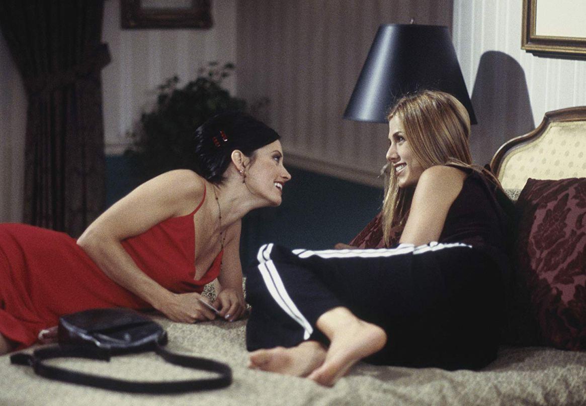 Courteney Cox había hecho el casting para ser Rachel y Jennifer Aniston para el rol de Mónica