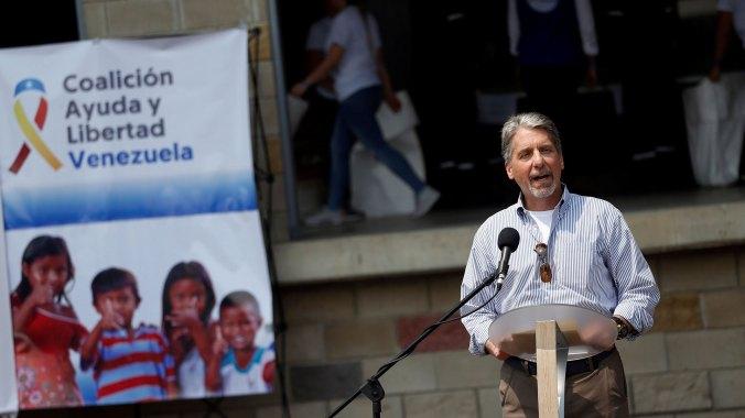 Kevin Whitaker, embajador de EEUU en Colombia (REUTERS/Luisa Gonzalez)