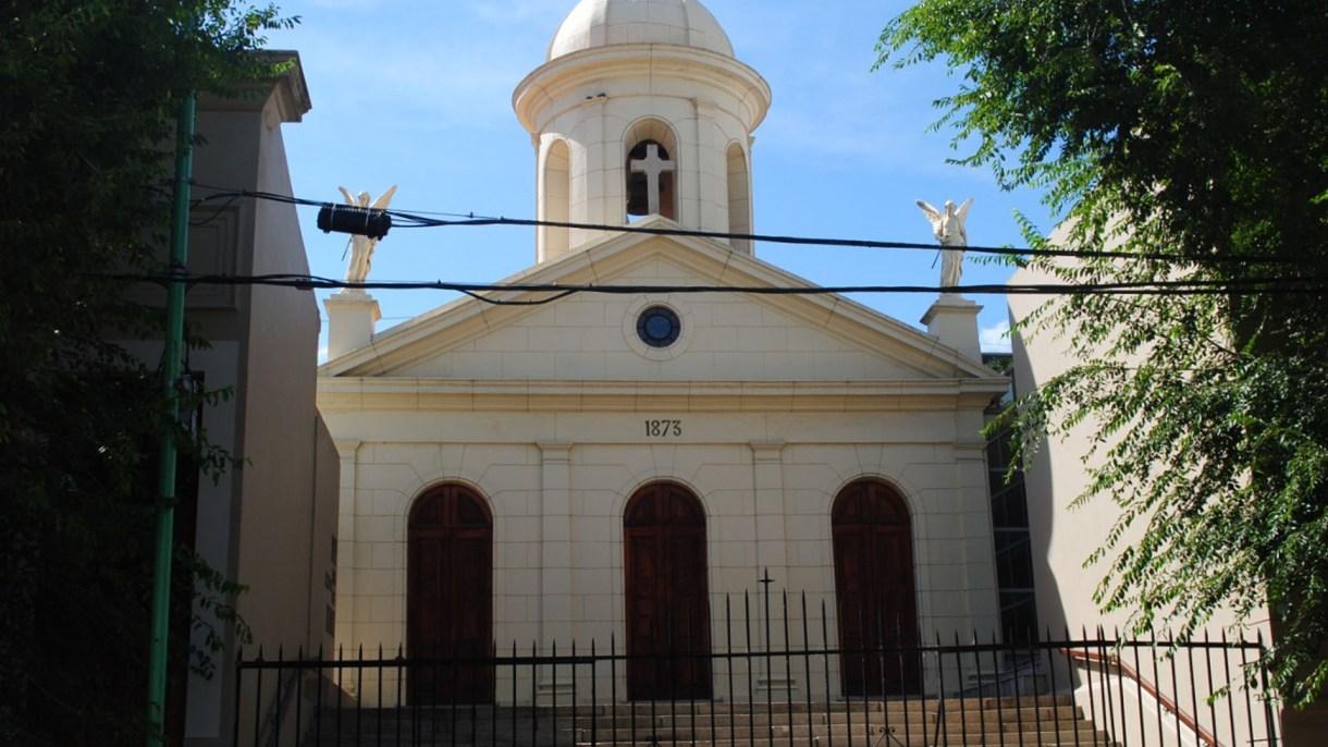 La capilla Santa Cecilia