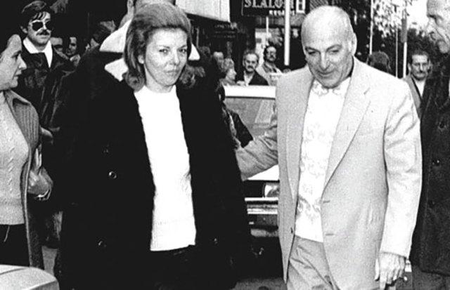 Isabel Perón y López Rega