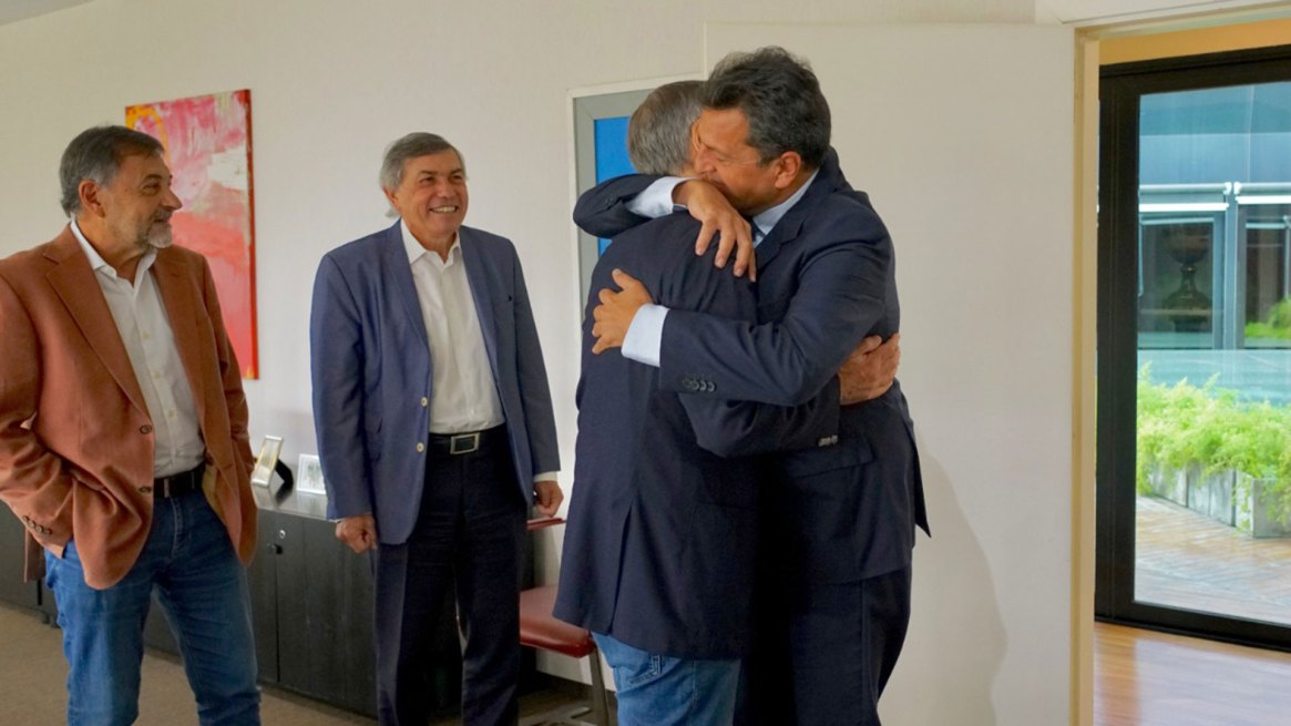Massa y Schiaretti forman parte de Alternativa Federal