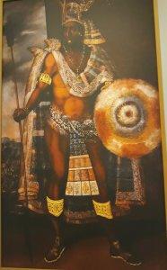 Moctezuma, último emperador azteca